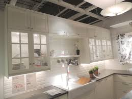 Kitchen Cabinets Showroom Shallow Base Cabinets Are Perfect For A Small Ikea Kitchen Ikea