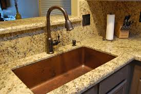 kitchen beautiful color to install your kitchen sink with bronze