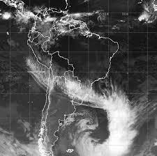 ciclone litoral norte de são paulo