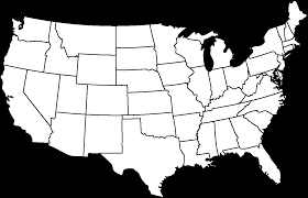 Blank State Map Of Usa by Best 25 Usa States Names Ideas On Pinterest Usa Maps United Maps