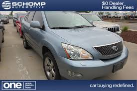 lexus rx pre owned pre owned 2005 lexus rx 330 330 sport utility in highlands ranch
