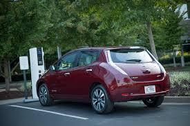 nissan leaf used car why do electric cars exist buyer demand legislation or vw