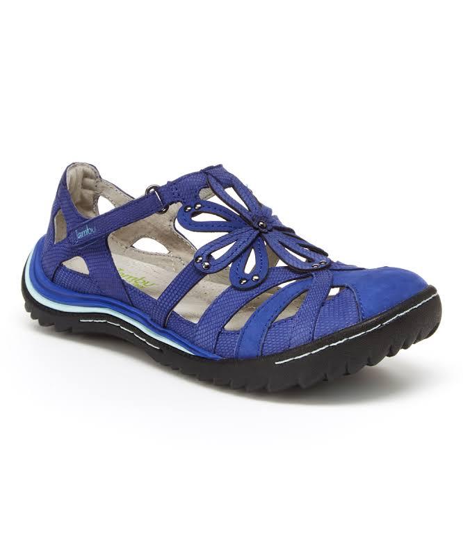 Jambu Women Abby Shoes Blue 10