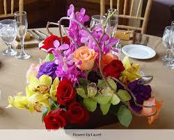 Rainbow Wedding Centerpieces by 14 Best Wedding Flowers Images On Pinterest Tall Centerpiece