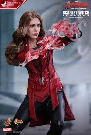 marvel scarlet witch costume toys 1 6 marvel avengers mms357 scarlet witch movie promo