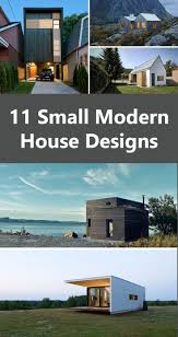 Home Design Courses Toronto Best 25 Small Modern Houses Ideas On Pinterest Small Modern