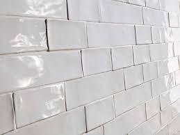 Crackle Subway Tile Backsplash Amys Office - Crackle subway tile backsplash