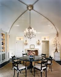 dining room lighting ideas with vaulted excerpt cathedral ceiling