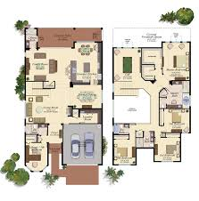 manchester new home plan in the bridges delray beach florida manchester 504