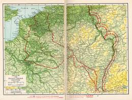 Map Of France And Spain by