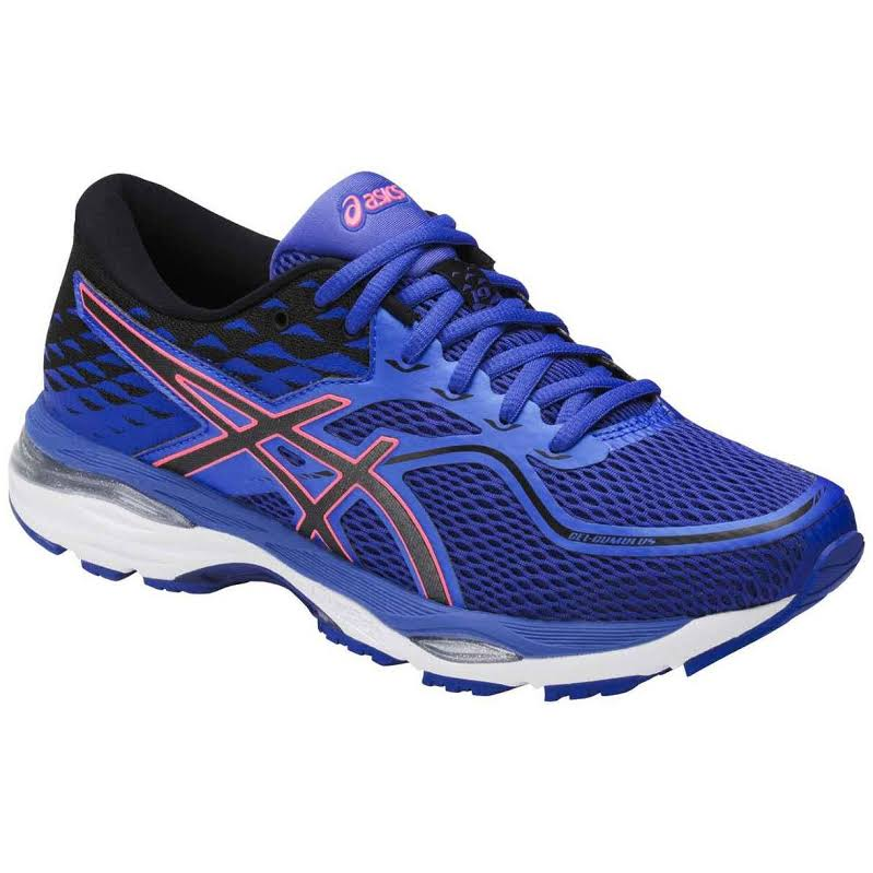 ASICS GEL-Cumulus 19 Running Shoes Blue- Womens