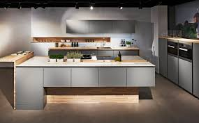 Poggenpohl Kitchen Cabinets Poggenpohl Launches The New Stone Grey Finish Kbis Pressroom