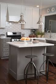 kitchen backsplash trim ideas kitchen rustice beige subway tile backsplash with skinny trim row