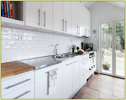 White Brick Tile Google Search Fair Kitchen Pinterest - White tin backsplash