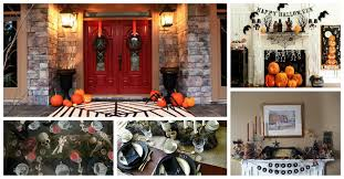 find a halloween house decorating ideas outside for related image