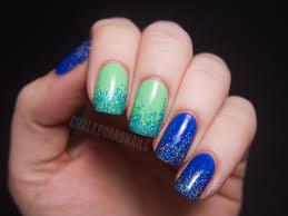 the 31 day challenge 2014 roundup post chalkboard nails nail 12