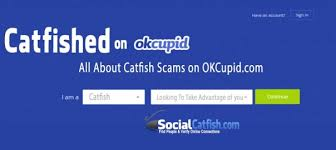 OKCupid Scams  All About Catfish Scams on OKCupid com