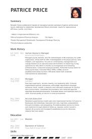 Liaison Resume Sample by Human Resource Manager Resume Samples Visualcv Resume Samples