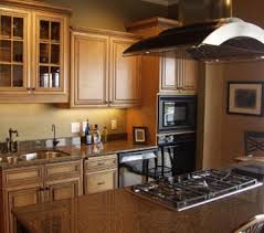 Custom kitchen cabinets, countertops and other