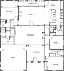mesquite courtyard homes floor plans miles turner