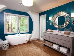 Bathroom Paint Ideas Blue 5 Fresh Bathroom Colors To Try In 2017 Hgtv U0027s Decorating