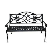 Patio Furniture Lowes Canada - shop garden treasures waterbridge place 35 5 in w x 51 in l