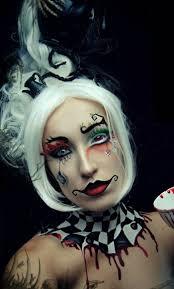 alice in wonderland makeup ideas for halloween halloween make up