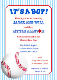 printable baby shower invitations for boys baby shower invitations chic baseball baby shower invitations