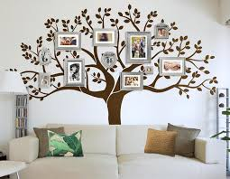 Tree Decal For Nursery Wall by Large Family Tree Wall Decal Roselawnlutheran