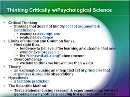 Critical thinking exercises for interviews