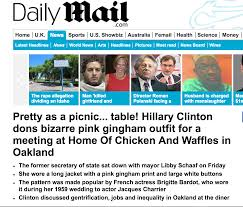 Clinton Home State by Judging Hillary Clinton On Her Fashion Exposes A Double Standard