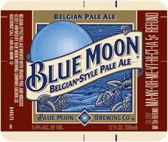 Blue Moon Belgian Pale | Beer Street Journal