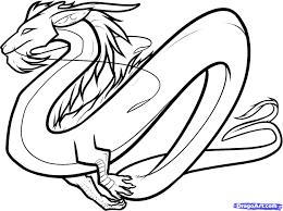 draw light dragon white dragon step step dragons