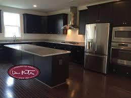 Maple Creek Kitchen Cabinets by Vanmetre Home Level 4 Maple Espresso Cabinet Level 1 Granite