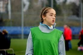 Elter, el portal d\u0026#39;Osona - Maria Garrido deixa l\u0026#39;Espanyol i fitxa ... - maria-garrido-durant-entrenament