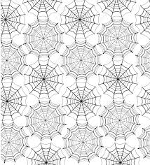 web seamless pattern on white background halloween texture royalty