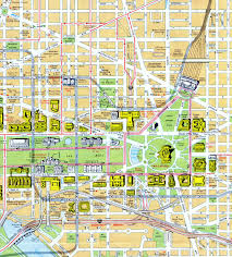 Washington Traffic Map by Interstate Guide Interstate 395 Virginia District Of Columbia