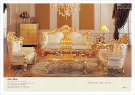 Discount Dining Room Sets Free Shipping by Classic Furniture Sofa Set All Golden Solid Wood Living Room