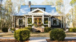 Lakeside Cottage Plans by Dreamy House Plans Built For Retirement Southern Living