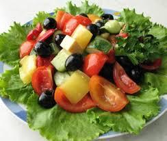 салат із оливків