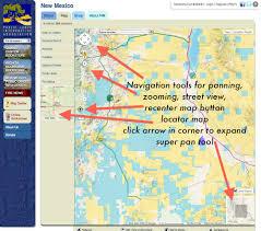 Newport Oregon Map by Publiclands Org Oregon