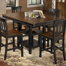 Ashley Furniture Round Dining Sets Dining Tables Ashley Round Dining Table 5 Piece Dining Set Ikea