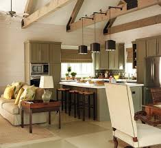 Decorating An Open Floor Plan Working With Open Living Spaces Open Floor Kitchen Living Rooms
