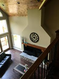 One Level House Plans With Basement Fun 2 Story House Plans Cathedral Ceiling 7 One Story House Plan