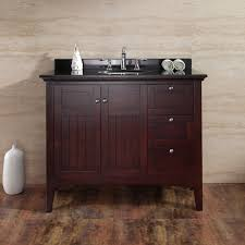 Bathroom Vanities 42 Inch by Finding Chic 42 Bathroom Vanity Simply By Clicking The Button