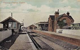 Soham railway station