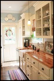 Modern Kitchen Design Images Best 25 Small Cottage Kitchen Ideas On Pinterest Cozy Kitchen