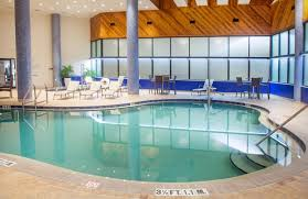 In Door Pool by Amenities The Holiday Inn Select Panama City Hotel