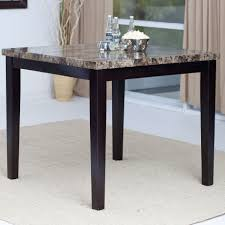 palazzo counter height dining table walmart com