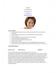 Resume Writing For Teaching Job by Resume Nanny Resume For Your Job Application